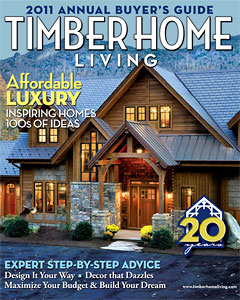 Timber Home Living, 2011 Annual Buyer's Guide