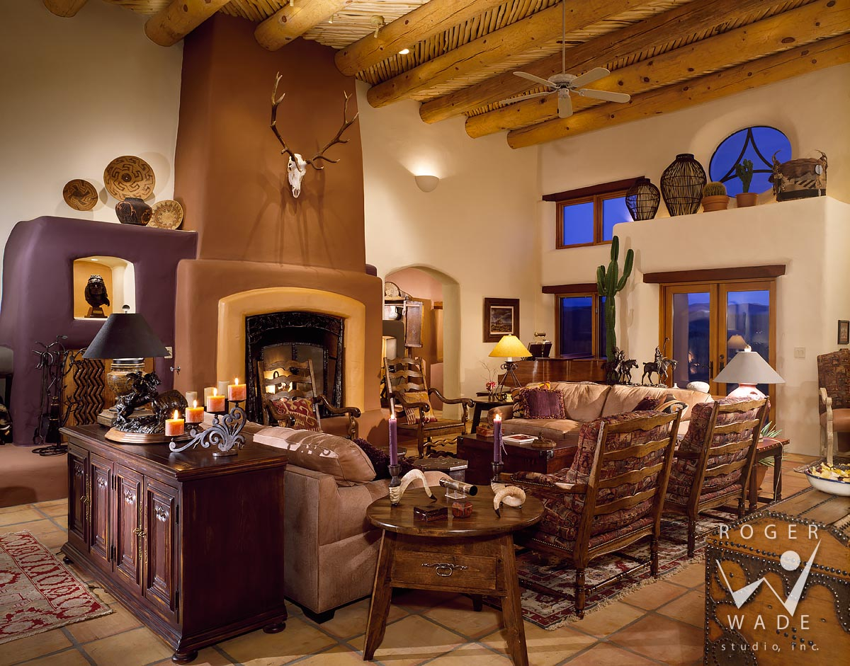 Estate photographer luxury architectural photos luxury for Southwestern home decor